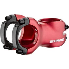 Sixpack Menace Stuurpen Ø31,8mm, red